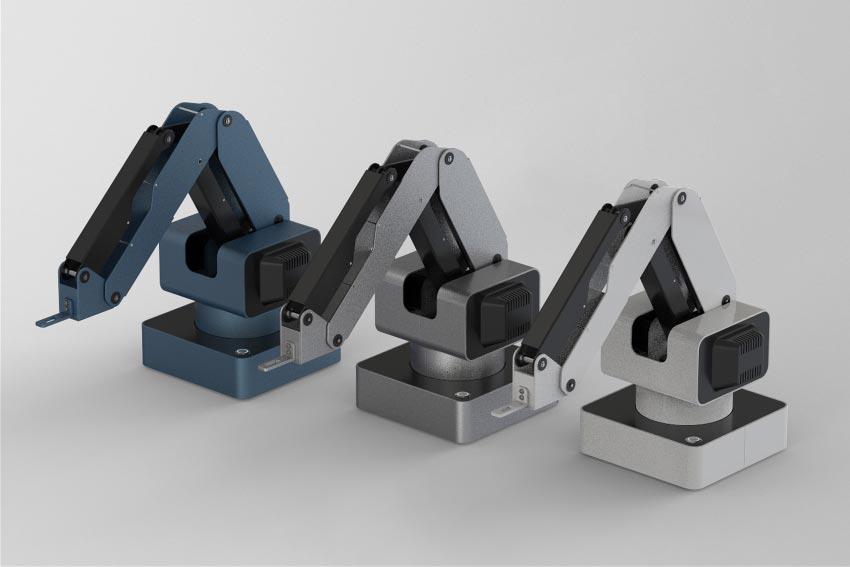로봇암 컨셉 디자인