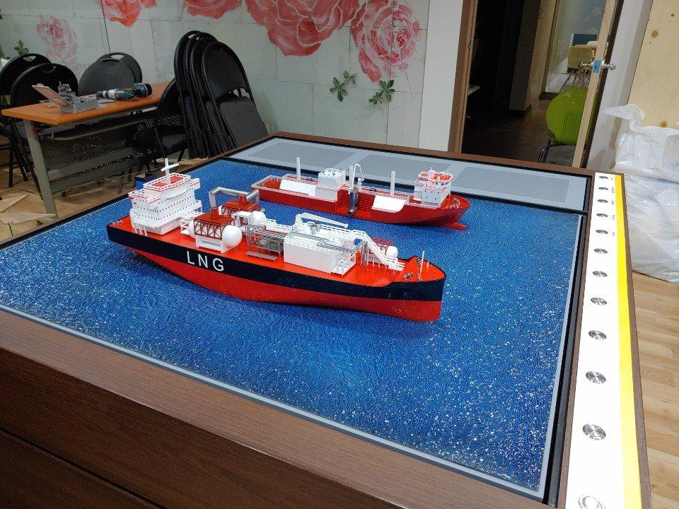 선박 모형