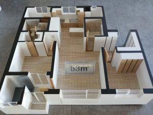 건축 모형