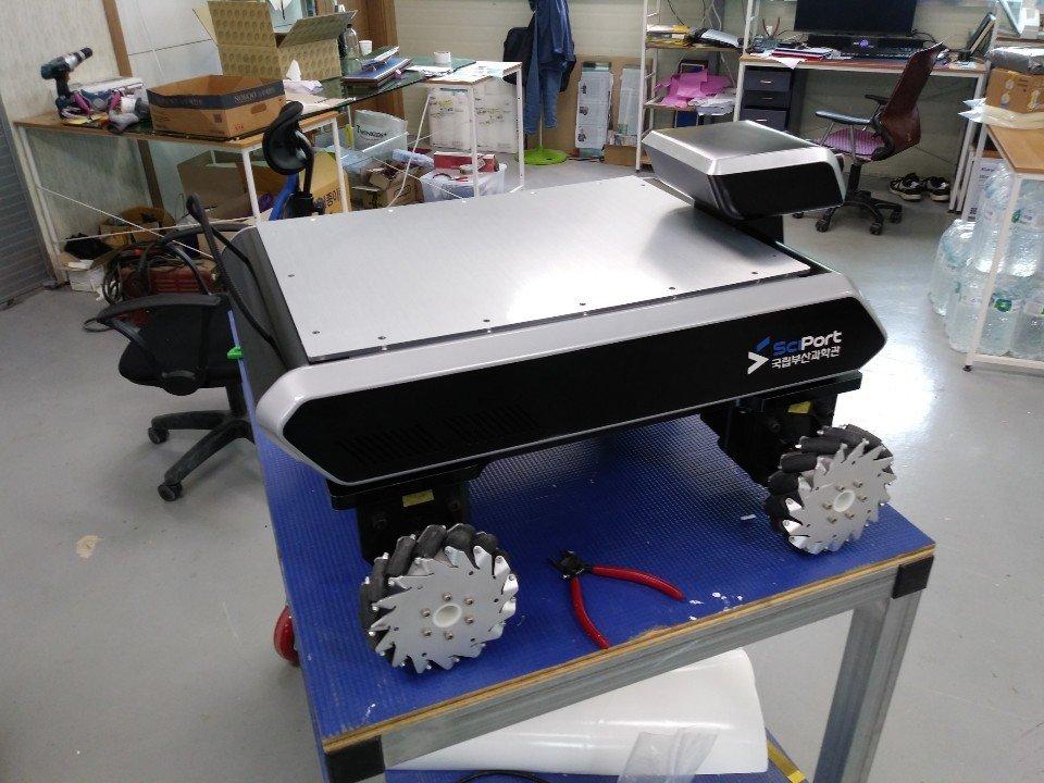 달탐사 로봇 시제품 제작 사례