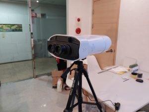 3D프린팅 천체망원견 목업