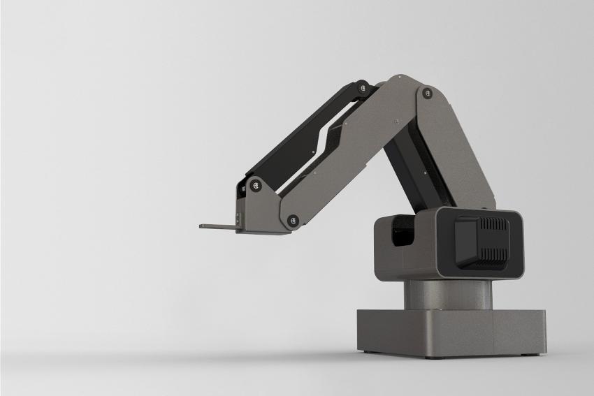 로봇팔 제품 컨셉 디자인