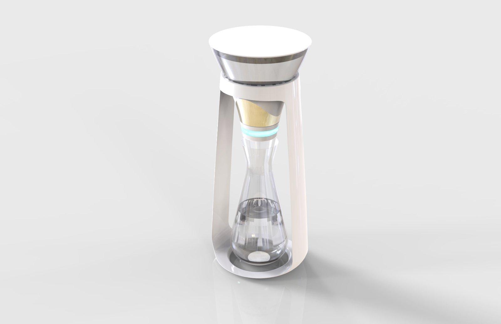 정수기 제품 컨셉 디자인