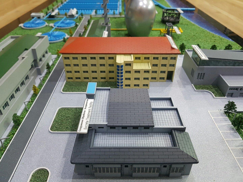 공장 디오라마 제작 08