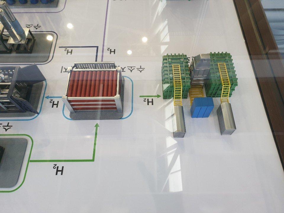 시스템 전시 모형 05