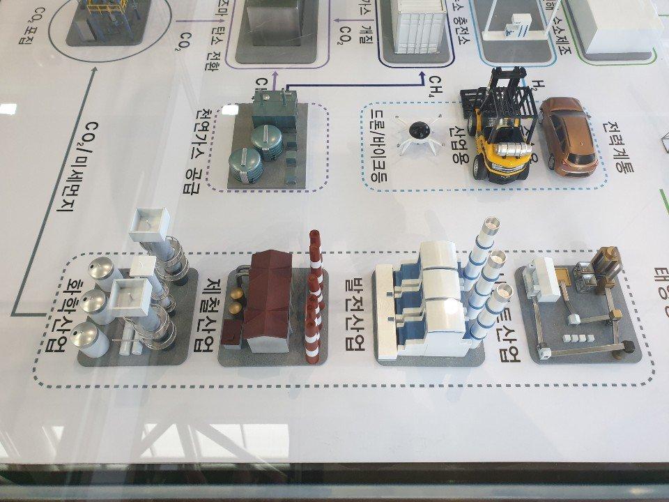 시스템 전시 모형 06