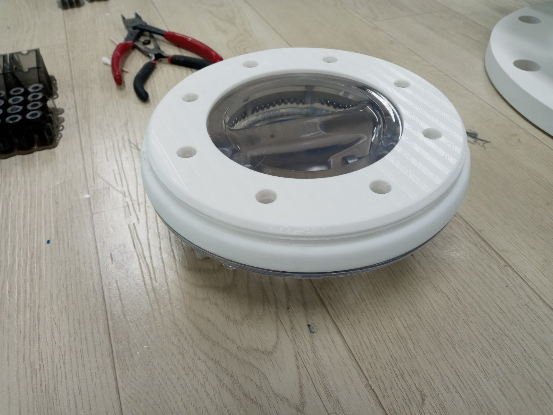 3d프린팅 벨브 모형-2