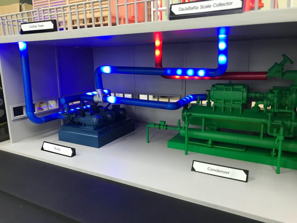 LED 모형