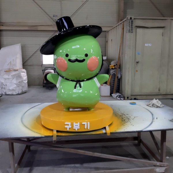 스티로폼 캐릭터 조형물 02