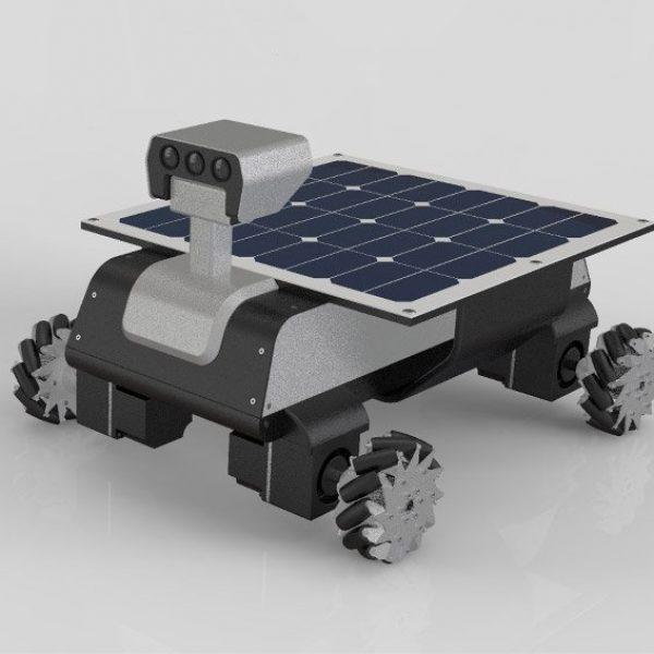 달탐사 로봇 디자인 설계